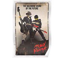 Mad Punk Poster