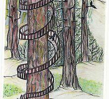 Stairway To Heaven by merrilymccarthy