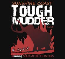 Intraining Tough Mudder T-Shirts by jase72