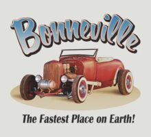 Bonneville 2 - Fastest Place on Earth by KlassicKarTeez