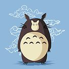 Son of Totoro by fishbiscuit