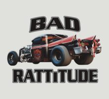 Bad Attitude Rat Rod by KlassicKarTeez