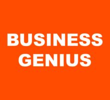 Business Genius by ReversityMedia