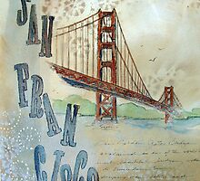 SAN FRANCISCO by Dottie Cooper-Katz