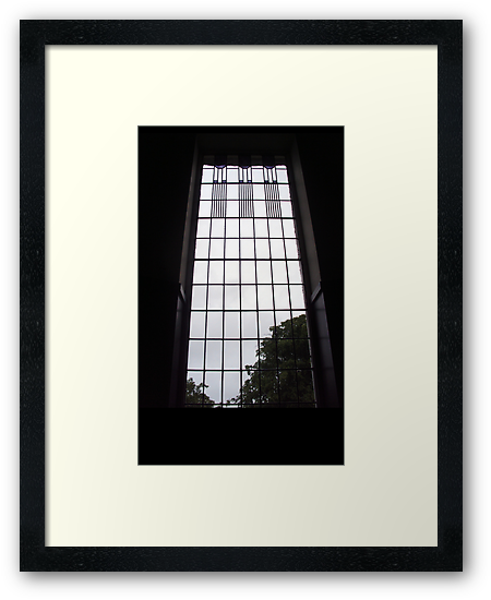A Window in the House For An Art Lover  by biddumy