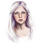 Daenerys the Dragon Khaleesi by LauraMSS