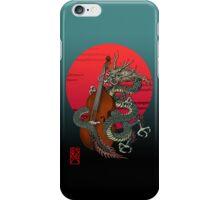 Dragon Contrabass iPhone Case/Skin