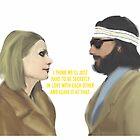 Margot & Richie // The Royal Tenenbaums by alicetgibbs