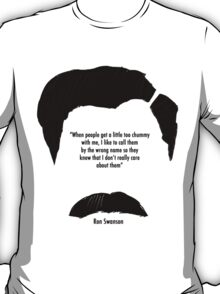 Ron Swanson // Parks and Recreation T-Shirt