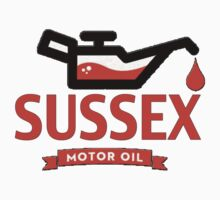 Sussex Motor Oil by UrbanDog