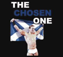 THE CHOSEN ONE - DREW MCINTYRE by lonelyheartsx