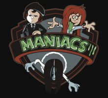 MANIACS III by Ratigan