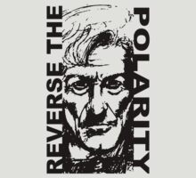 REVERSE THE POLARITY – The Third Doctor by Steven Miscandlon