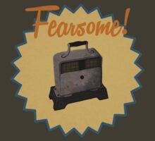 Fearsome! Toaster from Fallout: New Vegas by Alex Mathews