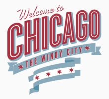 Chicago, Illinois by creationfactory
