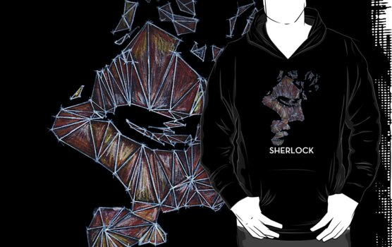 Sherlock mathematical construction T-Shirt by ShubhangiK