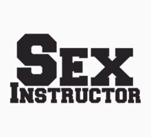Sex Instructor by Style-O-Mat