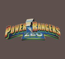 Power Rangers Zeo by trippinmovies