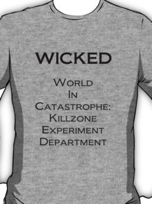WICKED (Maze Runner) T-Shirt