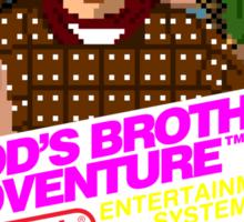 Pod's Brothel Adventure Sticker