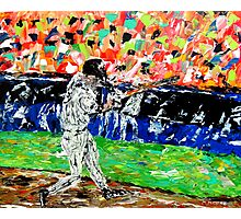 Bases Loaded  Photographic Print
