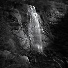 Leura Falls by Peter Hill