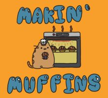 Makin' Muffins by DR8C0