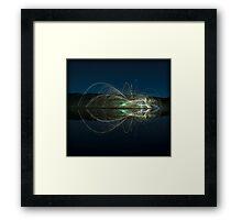 ~ alien insect ~ Framed Print