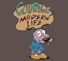 Courage's Modern Life by Sebastian White