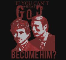 Hannibal : if you can't beat god, Become him? by morigirl