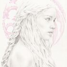 Daenerys Targaryen by Jade Jones