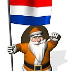 Flag Of The Netherlands by Mythos57