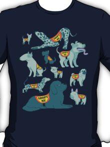 Adopt a Dog T-Shirt