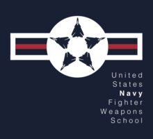 USNavy Fighter Weapons School - TOP GUN inspired by LimaEchoAlpha