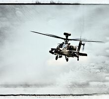 Apache helicopter by goldeneye2