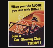 Ride with Hitler by miirimage