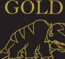 Appa Gold Sticker