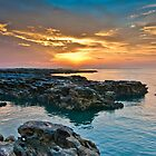 Nightcliff Sunset by Mark Knighton