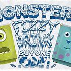 Monsters Fizzy Drink by oneskillwonder