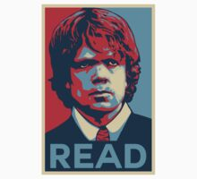Tyrion Reads Kids Clothes