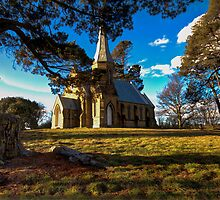 St Thomas Carwoola  Rural NSW Australia  by Kym Bradley