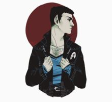 Punk!Spock Clear by lovelynobody