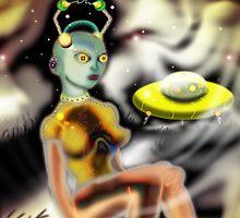 Inhabitant by Grant Wilson