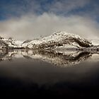 Dove Lake Panorama by Garth Smith