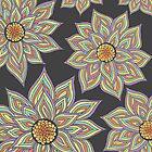 Floral Rhythm In The Dark by Pom Graphic Design