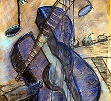 The Blue guitar -  about Pablo Picasso. by ejameson