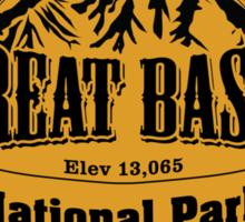 Great Basin National Park, Nevada  Sticker