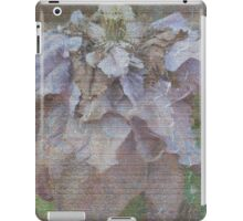 Layer upon Layer my Petals will be Revealed - JUSTART © iPad Case/Skin