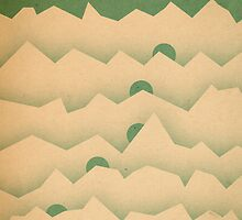 Mountain Moon Rising by perkinsdesigns