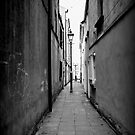 The hidden alley  by Darren Bailey LRPS